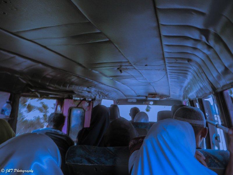 Indonesia public transport