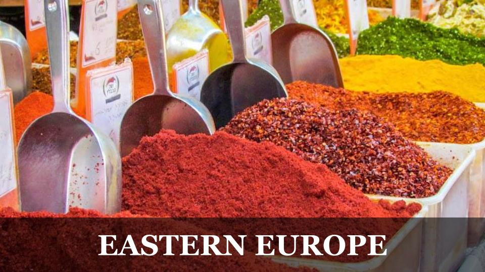 Travel Around the World RTW to Eastern Europe
