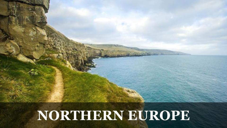 Travel Around the World RTW to Northern Europe