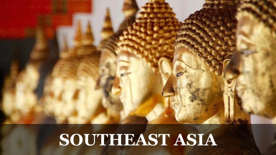 Travel Around the World RTW to Southeast Asia