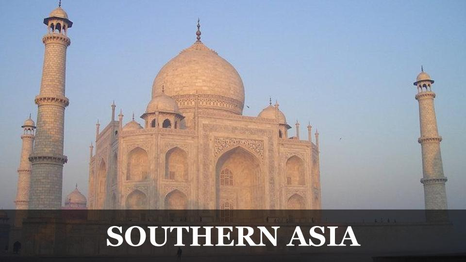 Travel Around the World RTW to Southern Asia