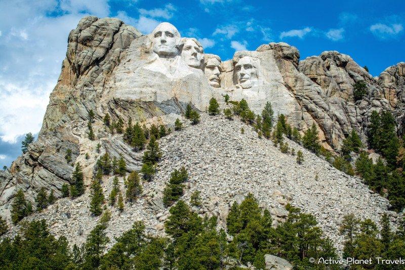 Mount Rushmore South Dakota Black Hills National Park