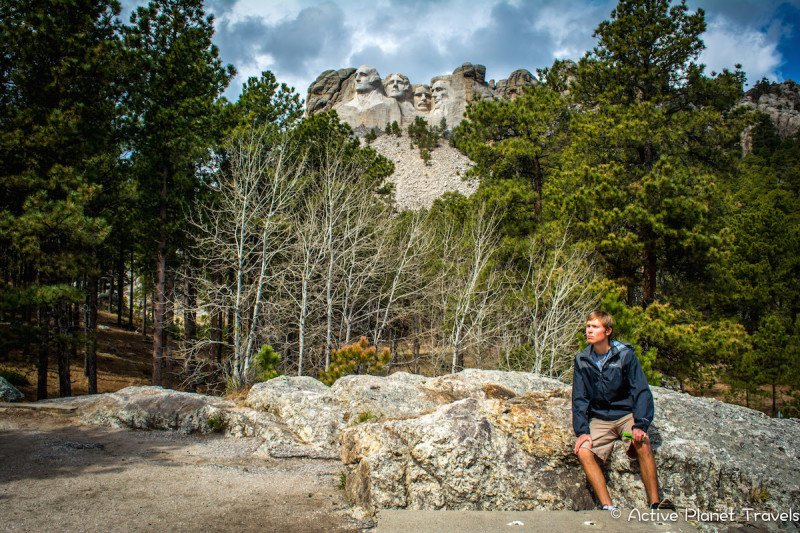 Mount Rushmore South Dakota Black Hills National Park Torin