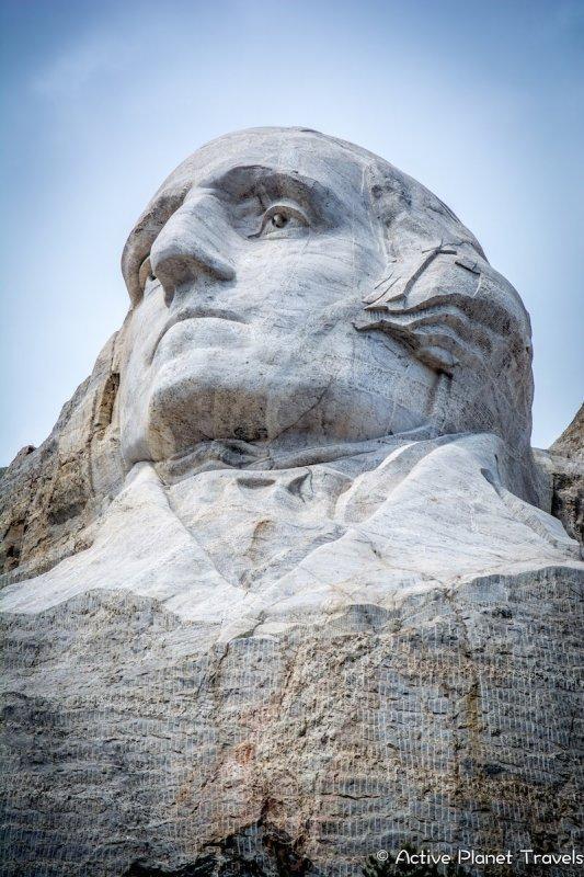 Mount Rushmore South Dakota Black Hills National Park George Washington