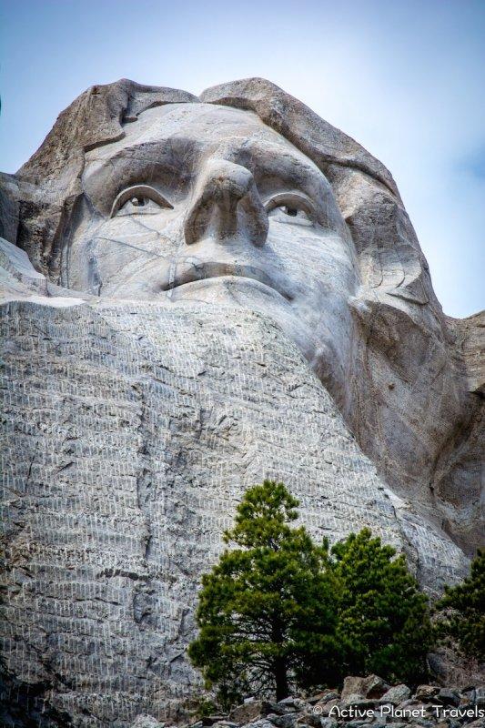 Mount Rushmore South Dakota Black Hills National Park Thomas Jefferson