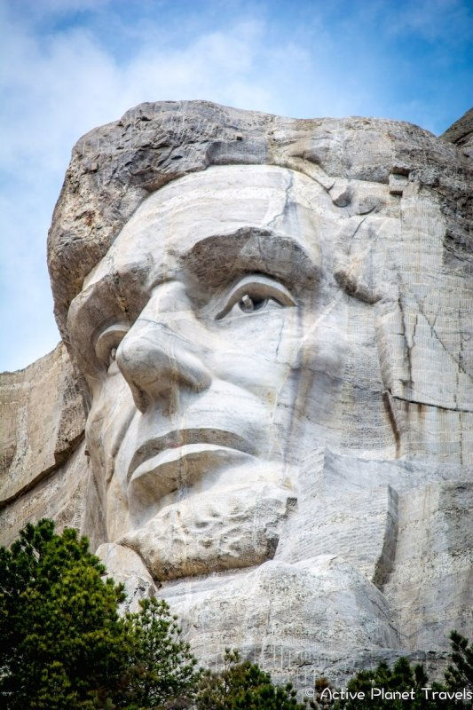 Mount Rushmore South Dakota Black Hills National Park Abraham Lincoln