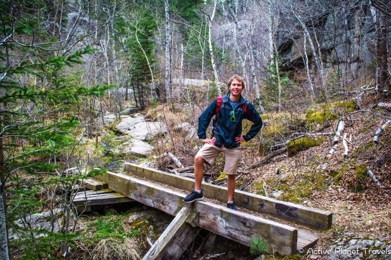 Black Hills National Forest Hiking Mountains South Dakota Torin Bridge