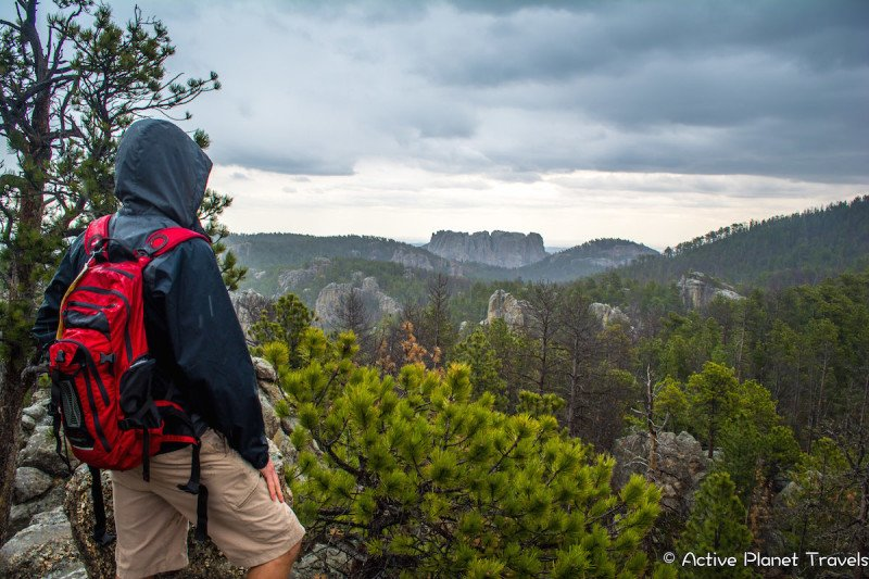 Black Hills National Forest Hiking Mountains South Dakota Torin