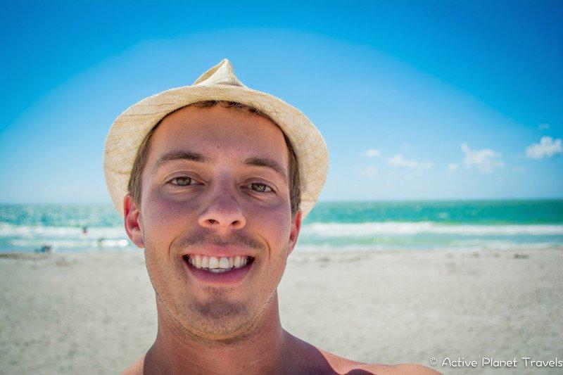 Clearwater Beach Florida Ocean Sea Ron