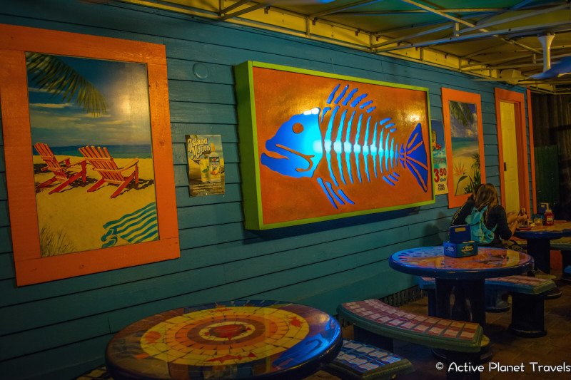 Clearwater Beach Florida Ocean Sea Nightlife Pier Fish