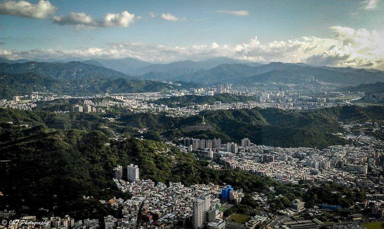 Living and teaching english in Taipei City Taiwan