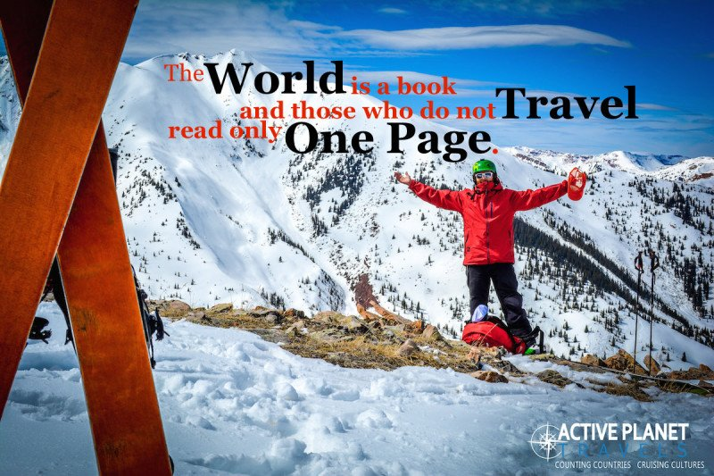 Best travel quotes to put the world in your book.