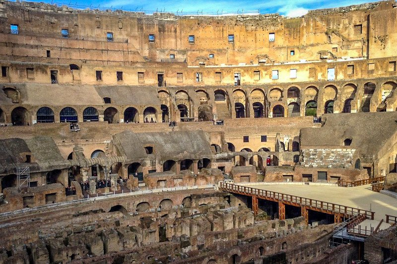 Coliseum Ancient Rome