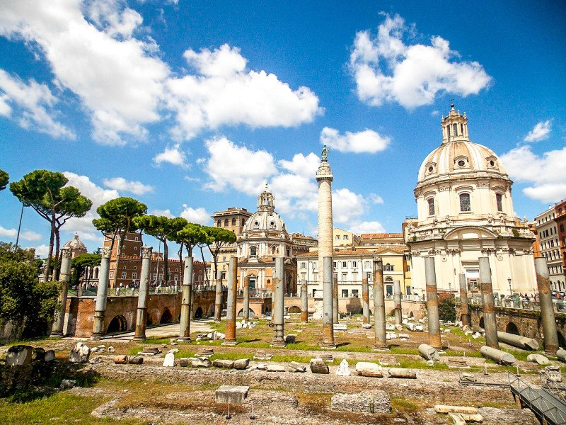 Roman Forum Ancient