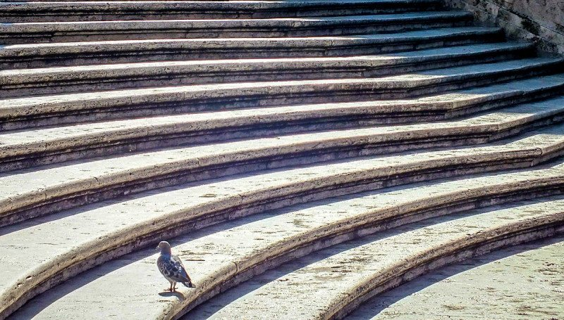 Spanish Step Ancient Rome