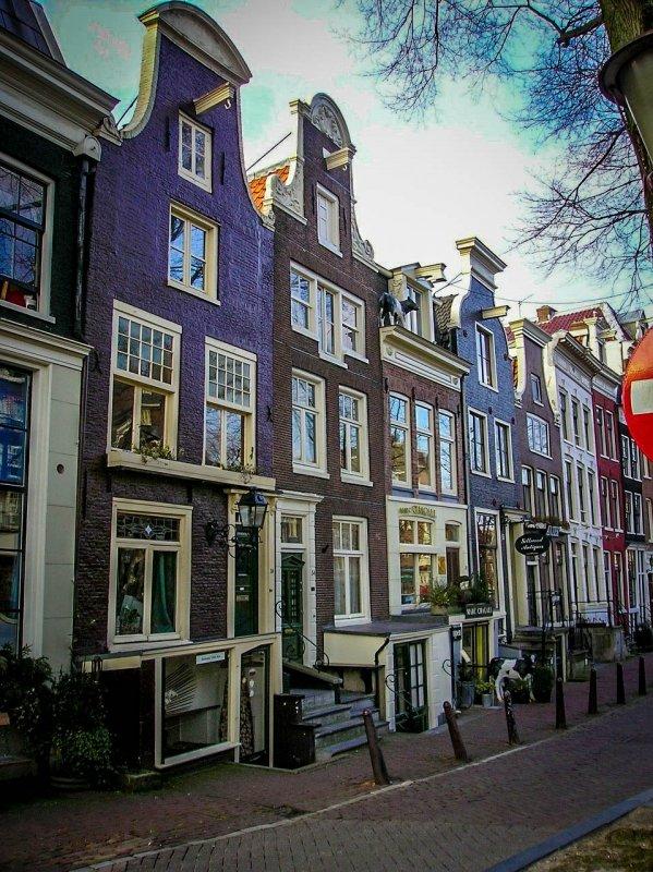 Anne Frank House Museum Amsterdam Netherlands