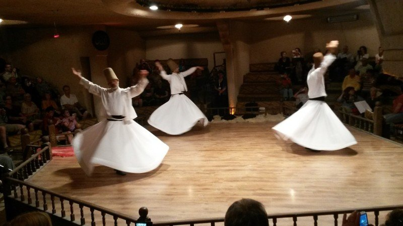 Whirling Dervishes Konya Turkey Dance