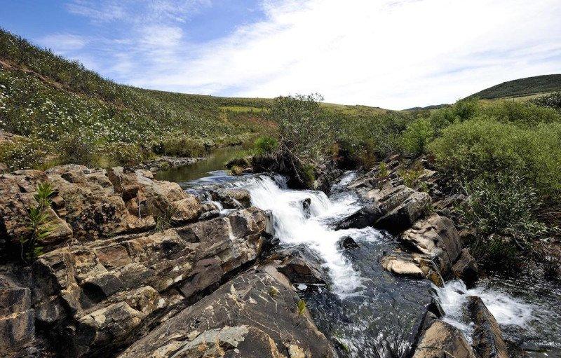 Algarve Portugal Outdoors River Creek