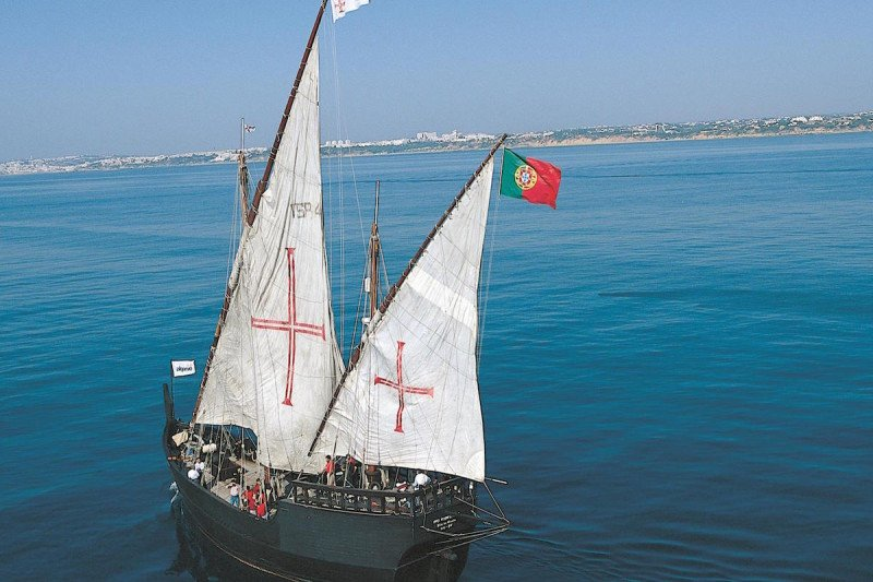 Algarve Portugal Outdoors Sailing Mediterranean