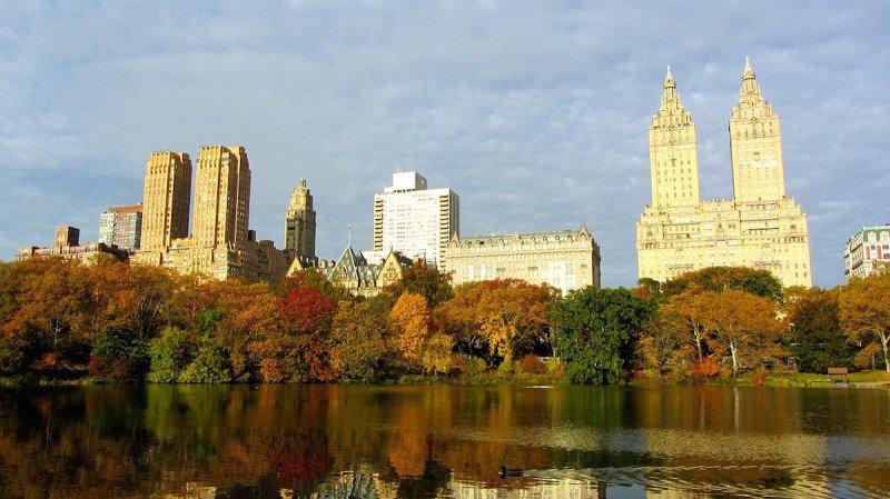 new york new york city central park autumn fall