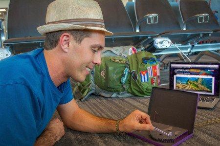 How I Go Around the World as a Travel Blogger