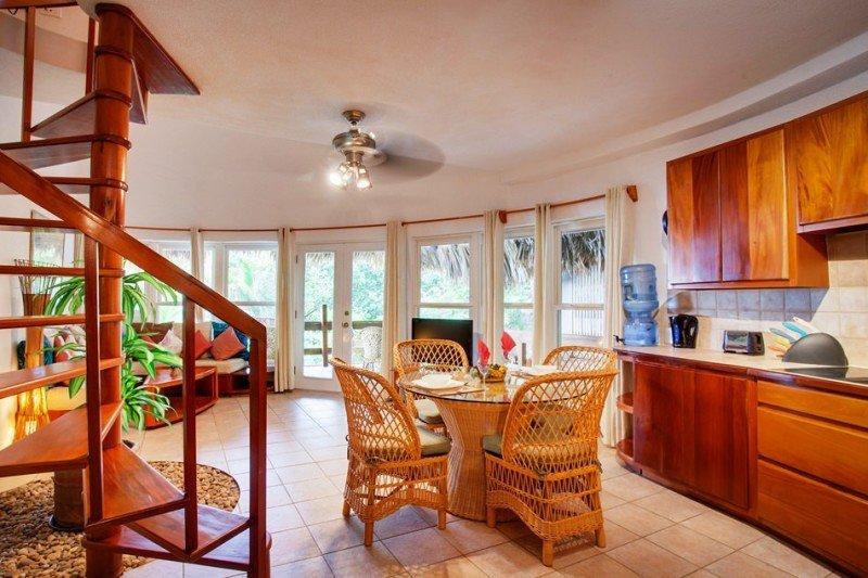 Eco-friendly resort san pedro belize island suite