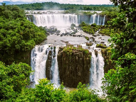 Iguazu Falls, Argentina, Brazil, Eco Friendly, Rainforest, Waterfall, Tropical, Paradise, Must see