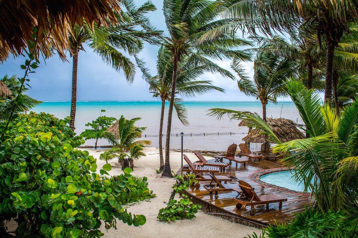 the best hotel in san pedro belize xanadu island resort. Black Bedroom Furniture Sets. Home Design Ideas