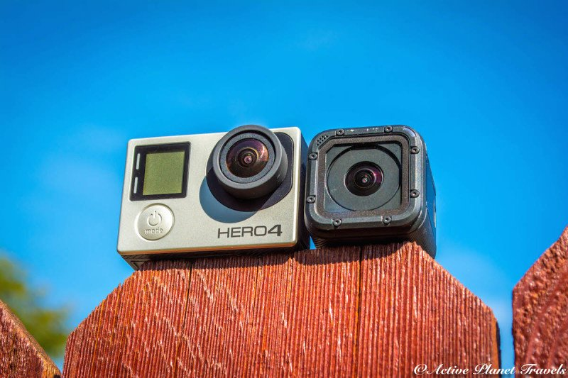 GoPro HERO 4 Session Silver