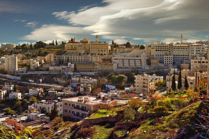 Bethlehem West Bank Middle East Palestine