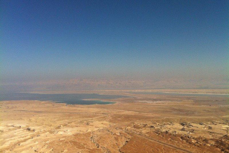 Dead Sea Israel Palestine Desert