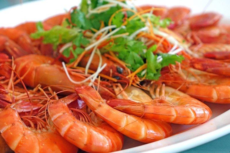 Prawns, Seafood, Alicante, Spain