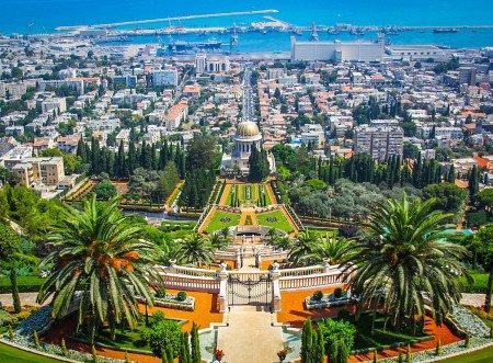 Jerusalem Middle East Mediterranean Sea City