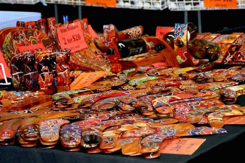 Boomerang Melbourne Australia Market