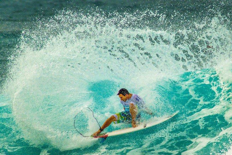 Surf Hawaii Wave Ocean Sea Surfing