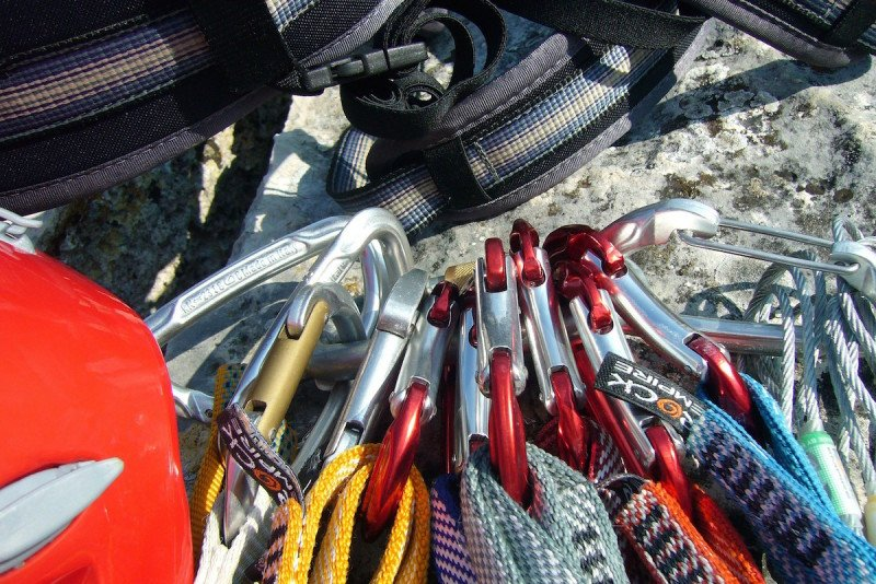 Rock Climbing Equipment Carabiner