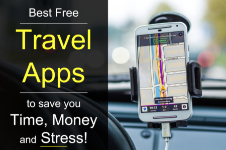 Best Free Travel Apps to save you time, money and stress