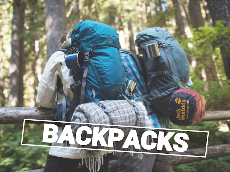Shop travel and ultralight backpacks