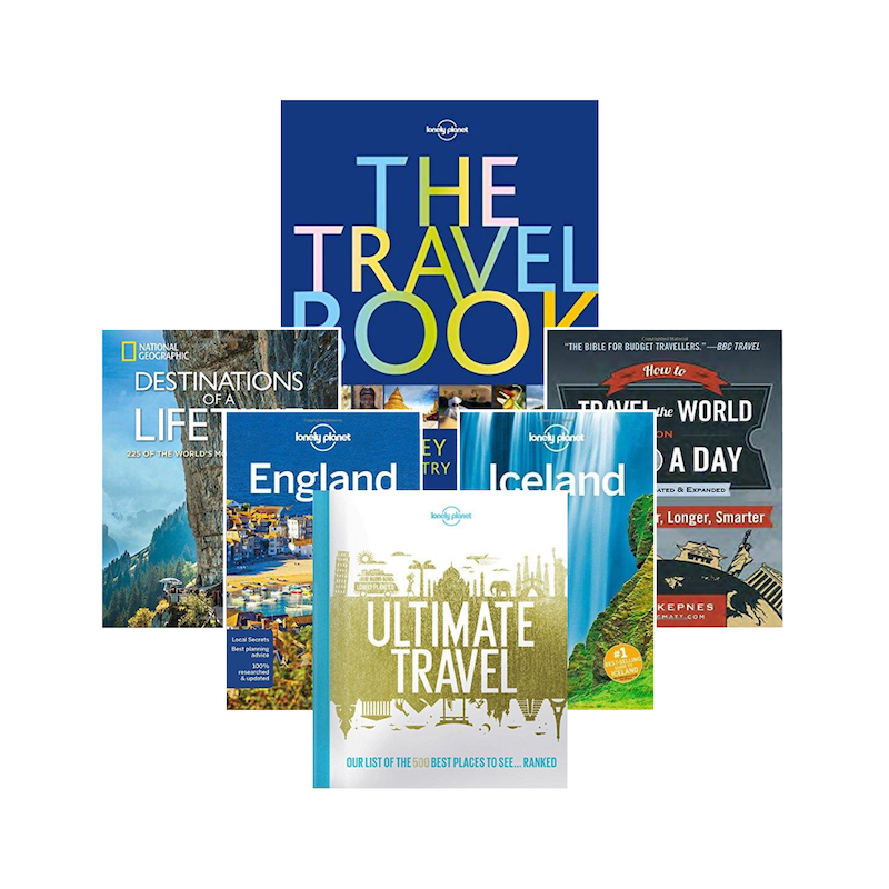 Shop travel ebooks and travel guides