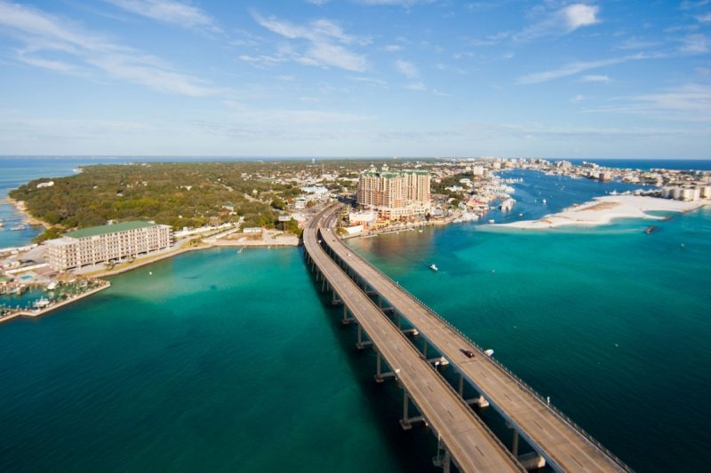 Fly The Beach - Learn to Fly over Destin.