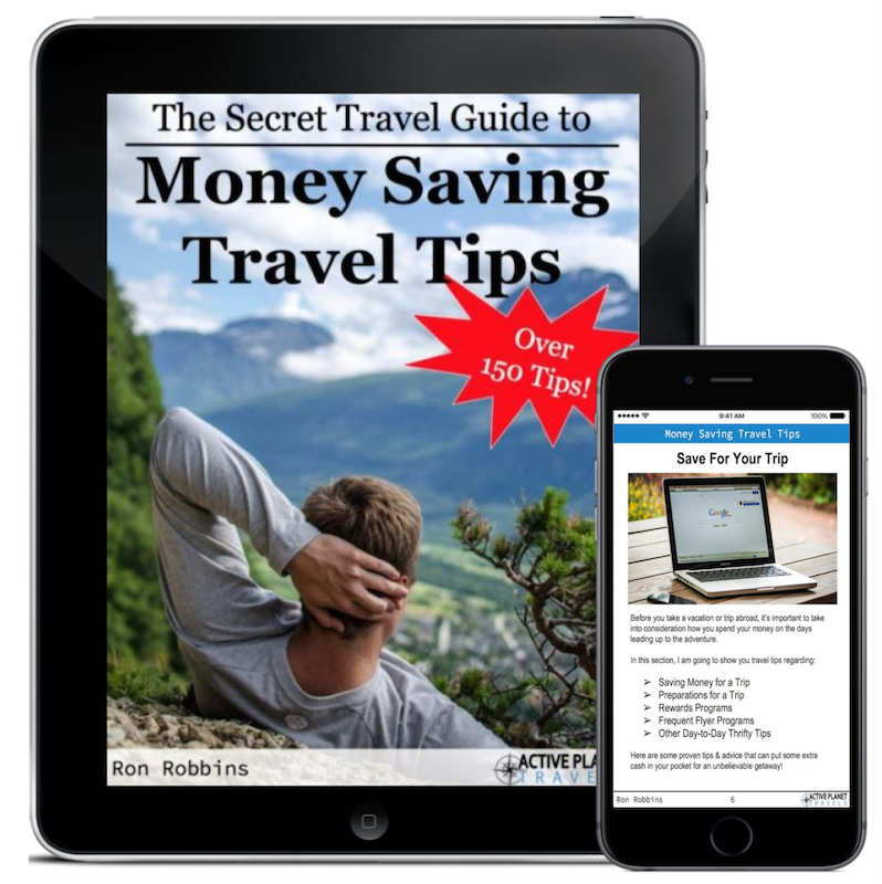 The Secret Travel Guide to Money Saving Travel Tips ebook