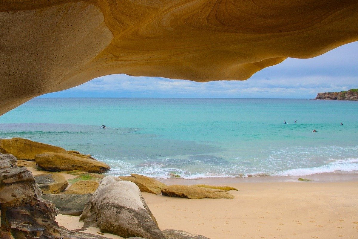 Surfing the NSW Coast of Australia