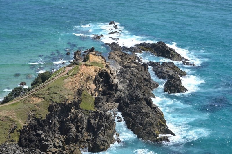 East Coast Australia Itinerary 6 Weeks - Byron Bay Lighthouse