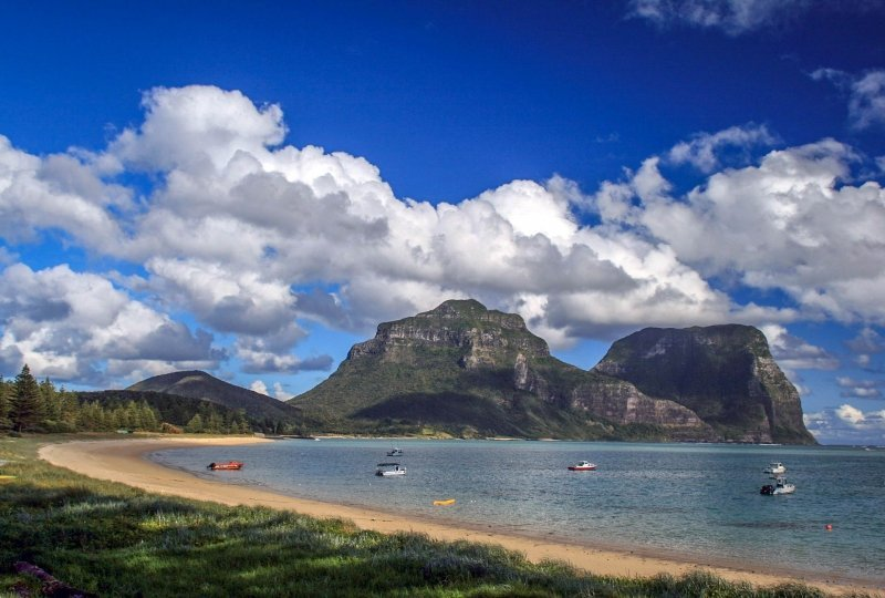 Backpacking NSW Australia Lord Howe Island in 6 Weeks