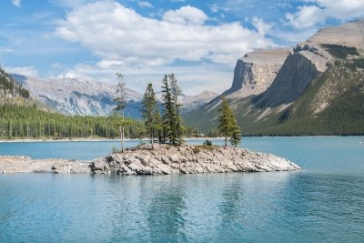 Top Vacation Activities in Banff, Alberta: Lake Minnewanka