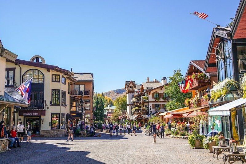 best things to do in colorado vail